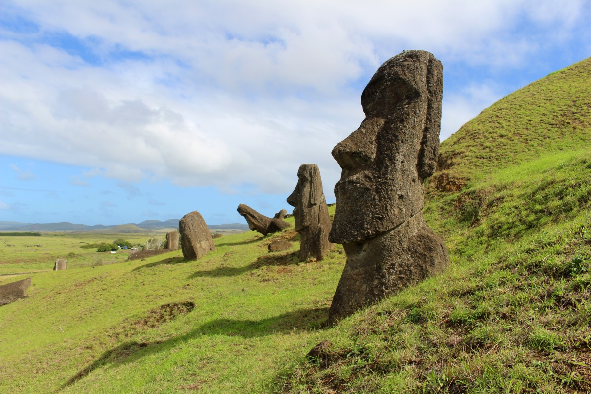 What Shouldn't Be Understood- Chile But Mostly Easter Island